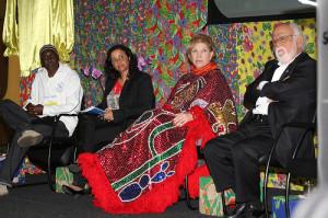 ministra no encontro de culturas populares_